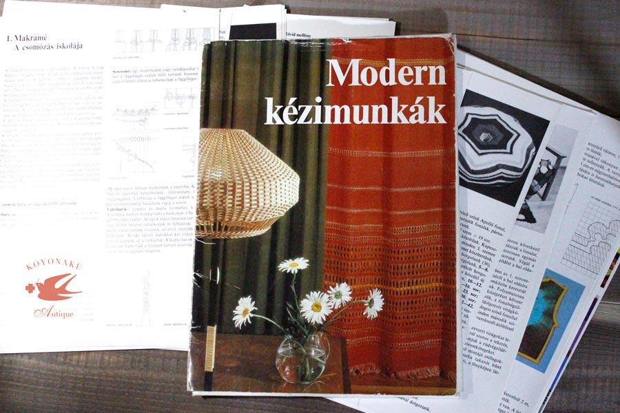 ハンガリーモダンクラフトの作品28選 Morern Kezimunkaku gh-172