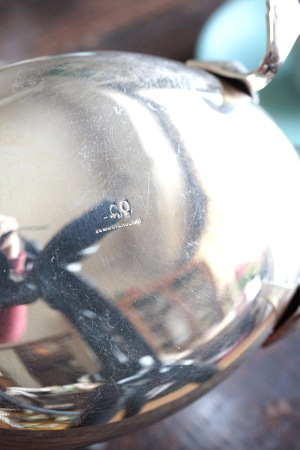アンティークシルバープレートティー3点セット gc-755